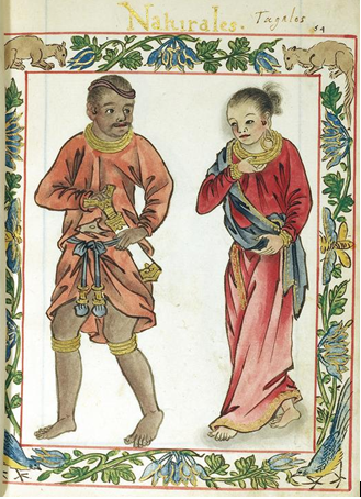 The Nobility Baro in 1590