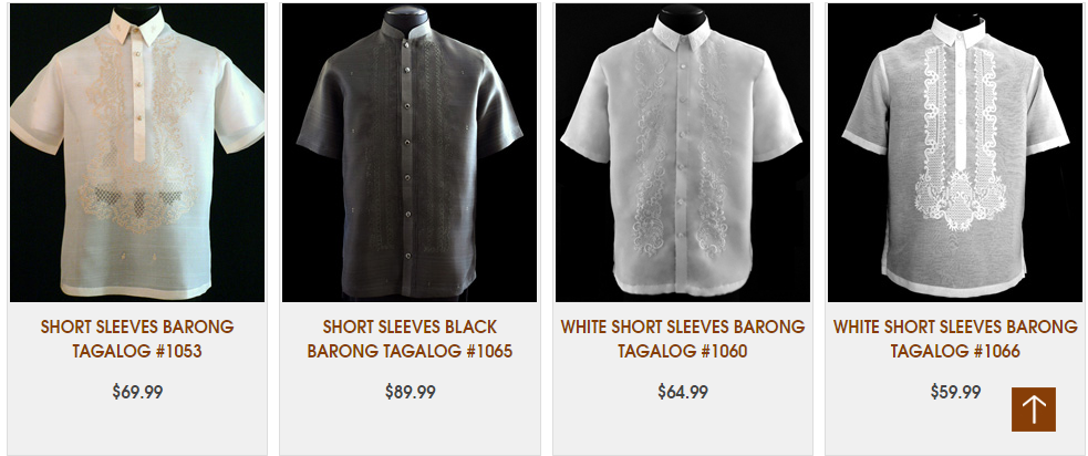 The Perfect Formal Wear for Summer The Barong