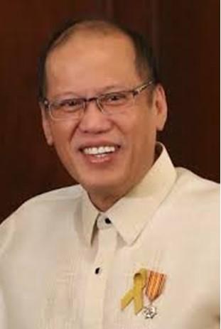 formal functions wearing Barong Tagalog.