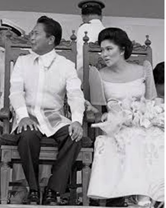 Ferdinand Marcos the Barong Advocate