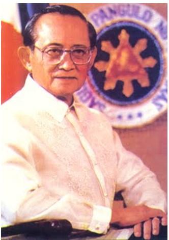 Folded Sleeve Barong Tagalog