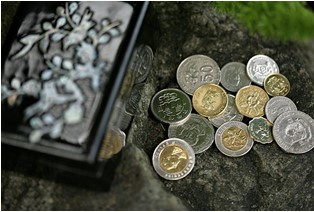 Arrhae or 13 coins