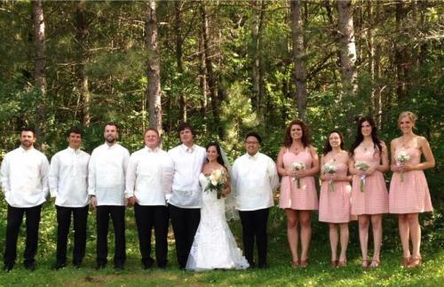 filipino formal dress